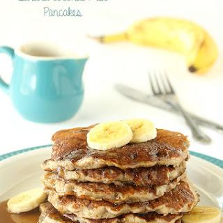 Banana Coconut Milk Pancakes (Dairy Free).