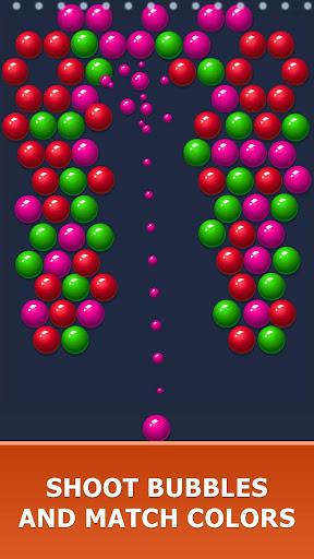 Bubbles Puzzle: Hit the Bubble Free 7.0.16 screenshots 4