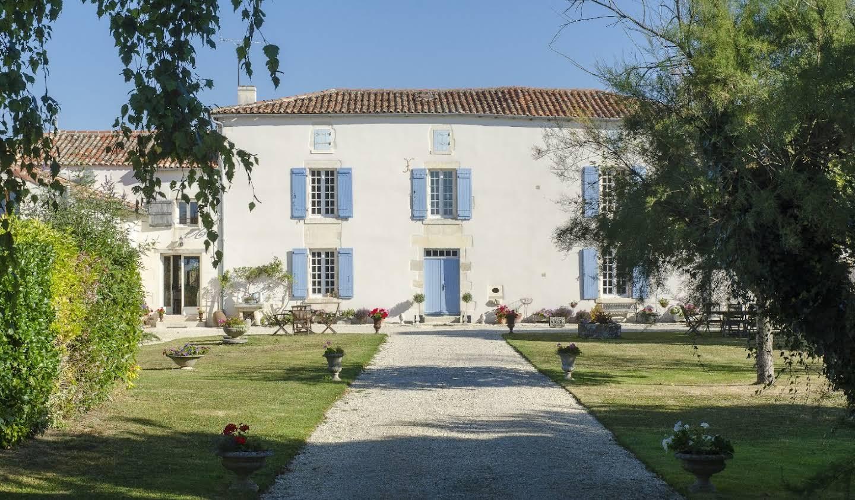 Maison avec piscine Vergné