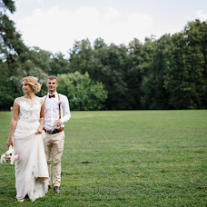 Wedding photographer Olga Baranenkova (baranenkovaolya). Photo of 18.10.2017