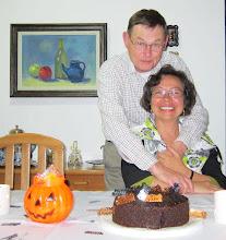 Photo: Torben passer godt på Patricia