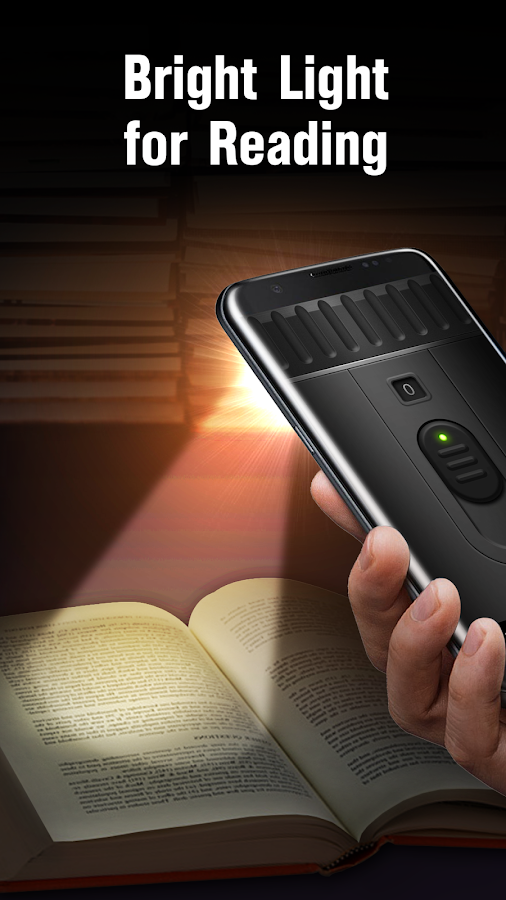 Screenshots of Super-Bright LED Flashlight for iPhone