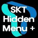 SKT Hidden Menu + icon