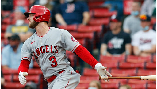 Taylor Ward growing into everyday role with Angels