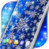 Ice Snowflakes Live Wallpapers