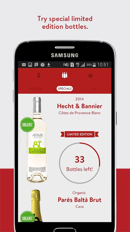 BottlesXO - Alcohol Delivery- screenshot