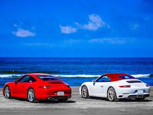 911 991H2 carrera S cabrioletのカスタム事例画像 Paneraorさんの2020年09月24日23:12の投稿