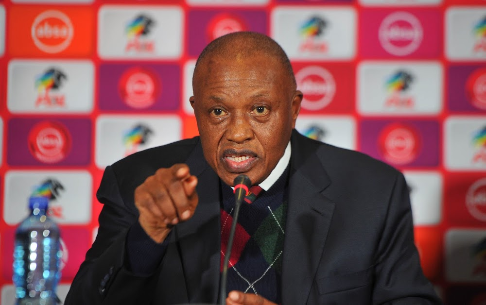 Safa gets tough with the PSL: There will be no football in SA until late August - SowetanLIVE