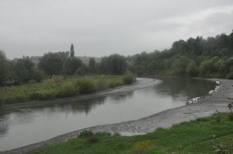 Photo: To na tej rzece w okresie międzywojennym kończyła się cywilizacja, a zaczynał bolszewizm...
