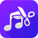 Ringtone maker & Audio Clipper icon