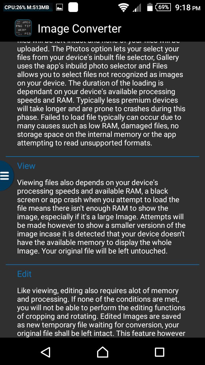 Image Converter Screenshot 7