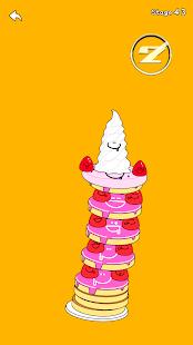 Pancake Tower Decorating - náhled