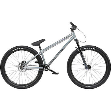 "Radio MY21 Asura Pro 26"" Dirt Jump Bike - 22.7"" TT, Spectral Silver"