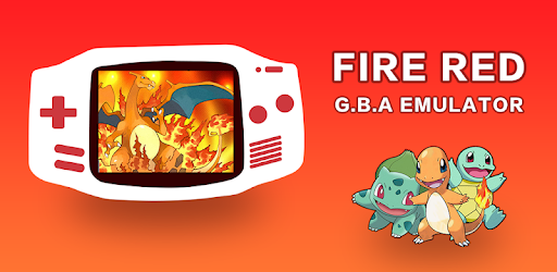 fire red g b a emulator free apps on google play