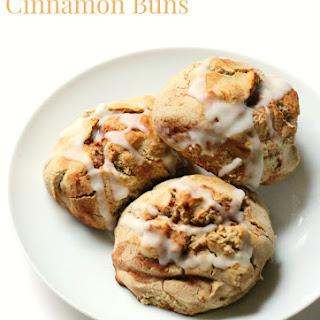 Rustic Gluten-Free Cinnamon Buns