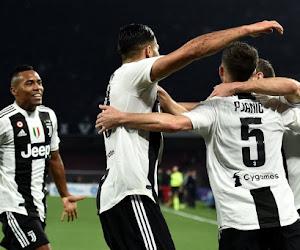 Juventus houdt de punten thuis en neemt voorlopig de leiding over van Inter