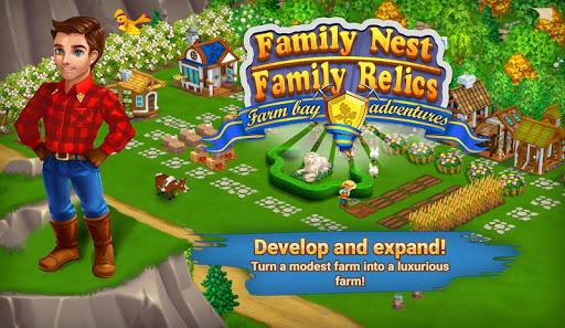 Family Nest: Family Relics - Farm Adventures apktram screenshots 7