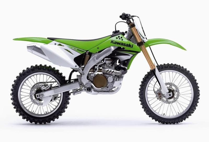 Kawasaki KX 450 F-manual-taller-despiece-mecanica
