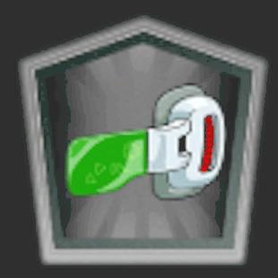 旧型スカウター(緑)