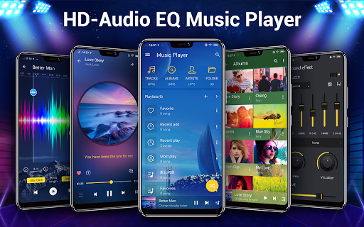 Music Player 3.5.6 screenshots 1