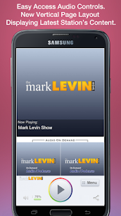 Mark Levin Show- screenshot thumbnail