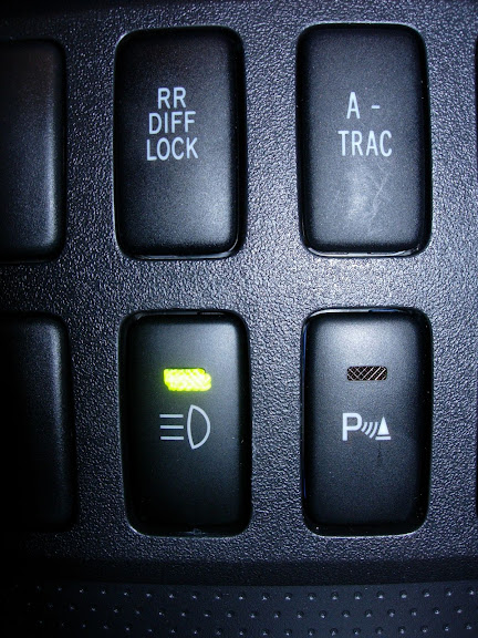 Aux Light Switch  Hi-beam Bypass Hack