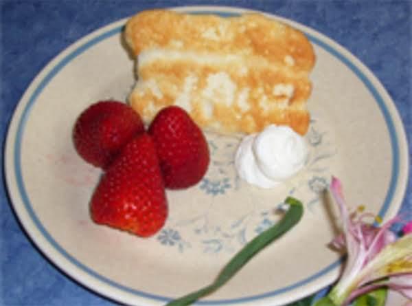 Grand Marnier Cookie W/berry&cream/kidney Friendly