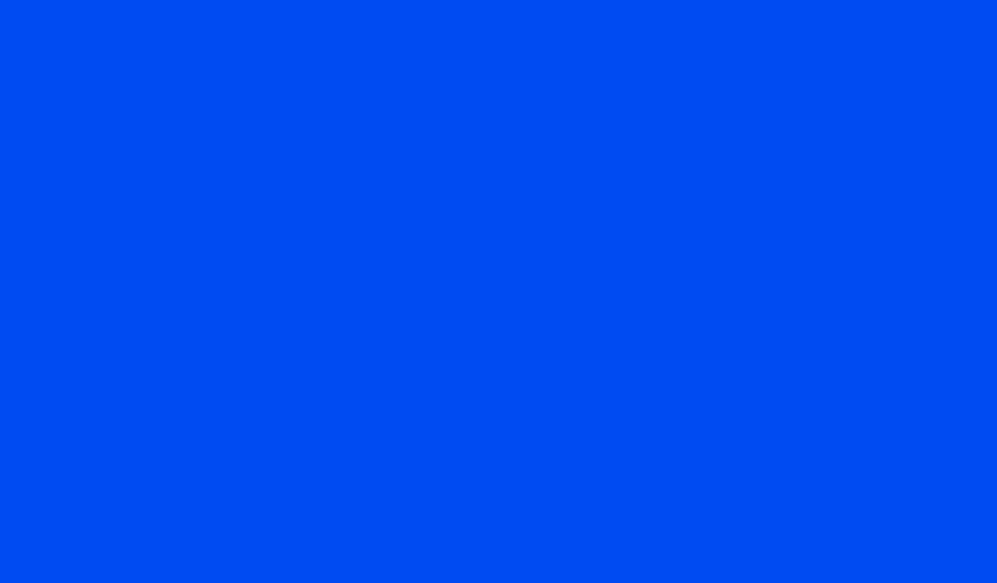 Block of the color blue