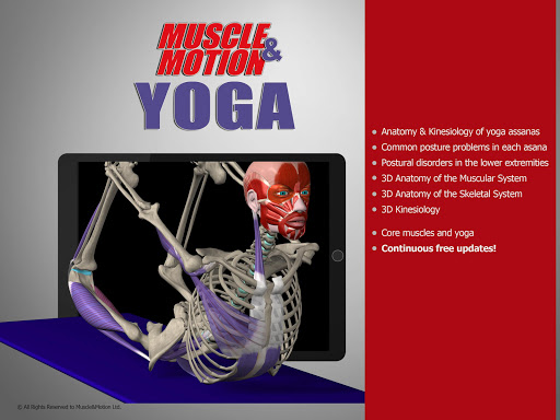 Muscle and Motion YOGA 1.4.25 screenshots 1
