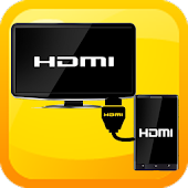 FREE android HDMI Connector Icon