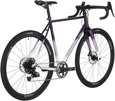 All-City Cosmic Stallion Force 1 Bike - 700c, Steel, Purple Fade alternate image 2