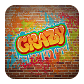 Crazy Graffiti Theme