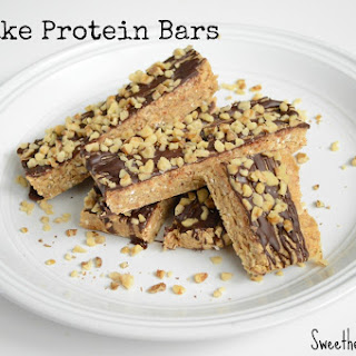 No Bake Protein Bars