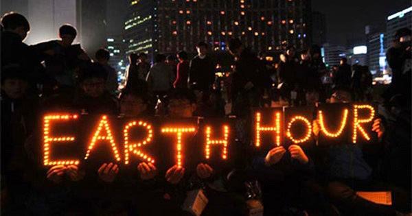 """Ý nghĩa thật của """"Giờ Trái Đất"""""""