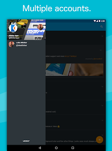 Talon for Twitter Screenshot
