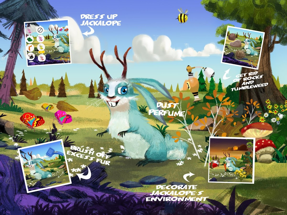 Fantasy Creatures Day Care- screenshot