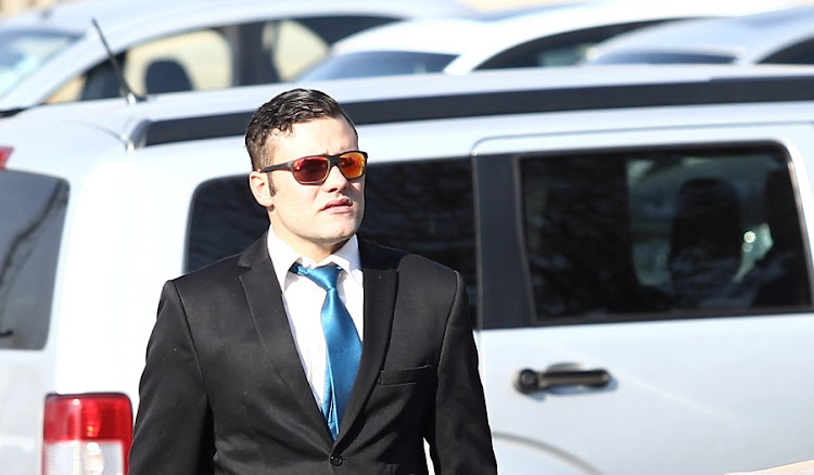Collan Rex who was a waterpolo coach at Parktown Boys High pleaded guilty to 144 sexual assualt charges at the Palmridge Magistrate Court. Picture: MASI LOSI