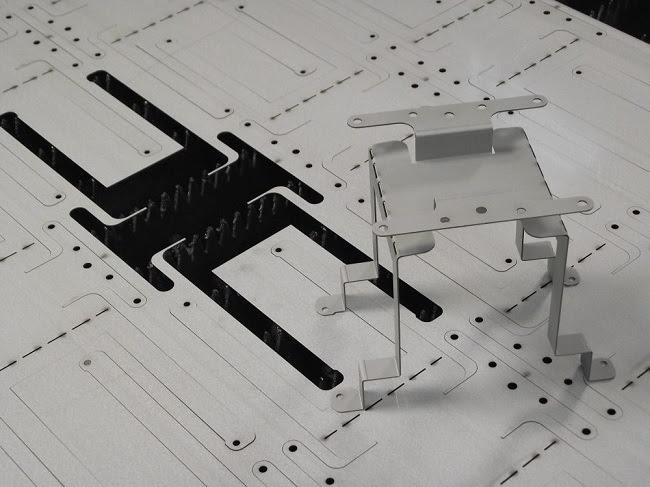 Radan Radcombi предназначен для производств, использующих как координатно-пробивные, так и лазерные операции при обработке металла - как отдельно, так и на комбинированных линиях