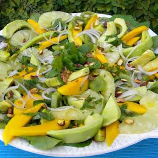 Fruity Mango Salad