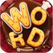 Word Puzzle Cookies - Addictive Word Game