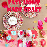 Easy Homemade Craft Icon