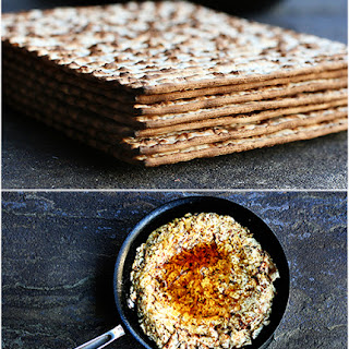 Recipe for Matzo Brei