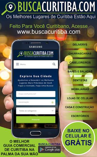 Guia Busca Curitiba 1.0 screenshots 2