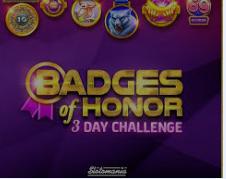 Slotomania Badges