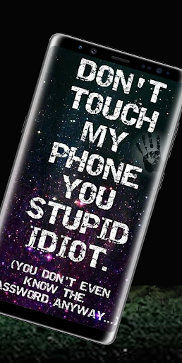 Dont Touch My Phone Wallpapers Hd 4k 2020 Download Apk Free For Android Apktume Com