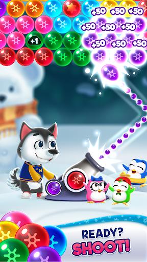 Frozen Pop - Frozen Games & Bubble Pop! 2 screenshots 4