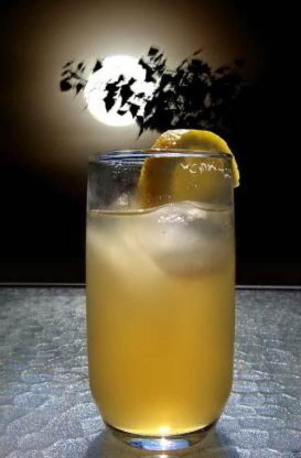 Sparkling Jasmine Iced Tea Recipe