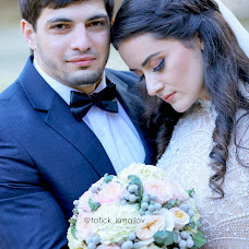 Wedding photographer Tofik Ismailov (Ismailov). Photo of 23.12.2016