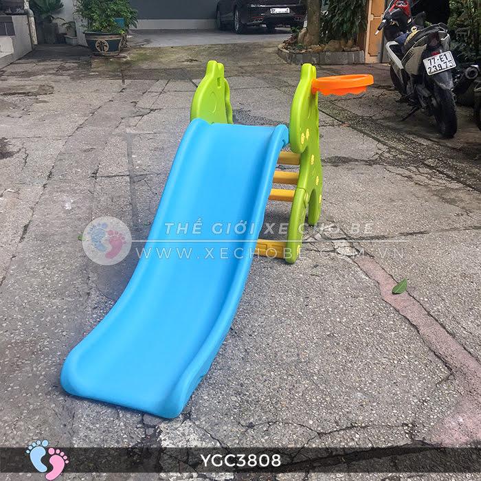 Cầu tuột bóng rổ cho bé YGC-3808 8