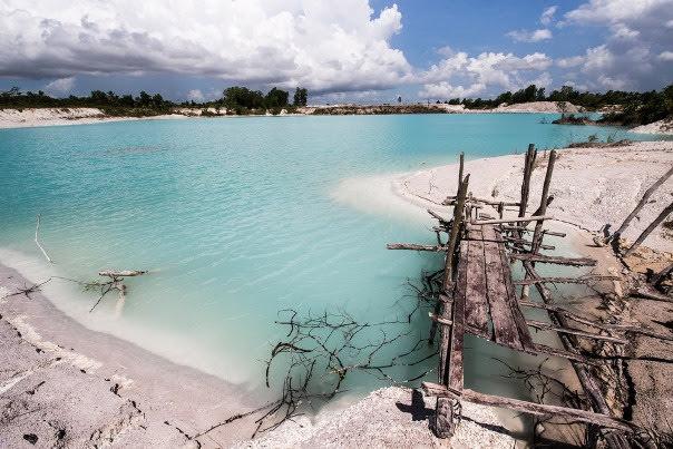 The Bangka – Belitung Islands